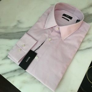 Hugo Boss Sharp Fit size 16 shirt